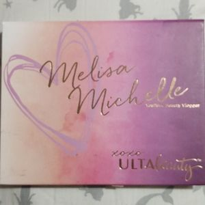 Melisa Michelle XOXO palette